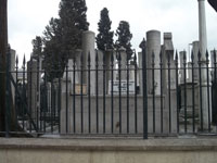 Ahmet Mithat Efendi Mezarı