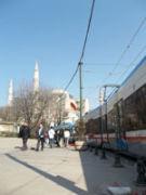 Ayasofya ve Tramvay